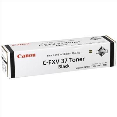 CANON C-EXV37 Toner Black Canon imageRUNNER iR1710 iR1730i iR1740i iR1750i 2787B002