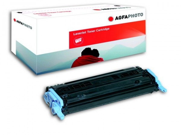 AGFAPHOTO APTHP6001AE HP.CLJ2600 Toner Cartridge 2000pages cyan