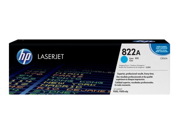 HP 822 Belichtungstrommel cyan für Color LaserJet 9500 C8561A