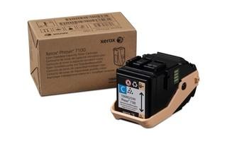 Xerox Toner cyan 106R02599 für Phaser 7100 PH7100 4.500 Seiten