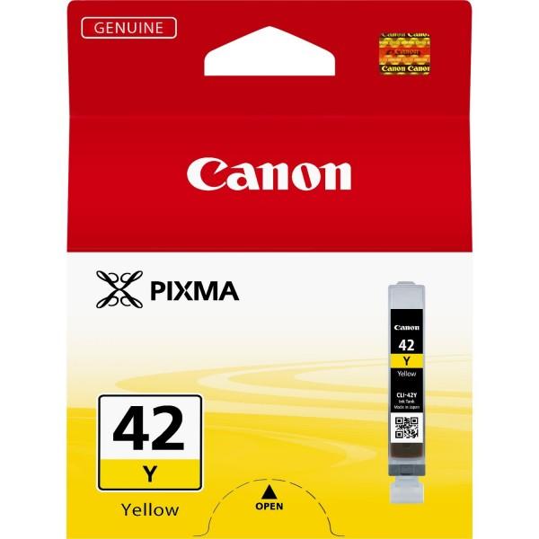 Canon CLI-42 Tinte Yellow für PIXMA PRO-100 6387B001