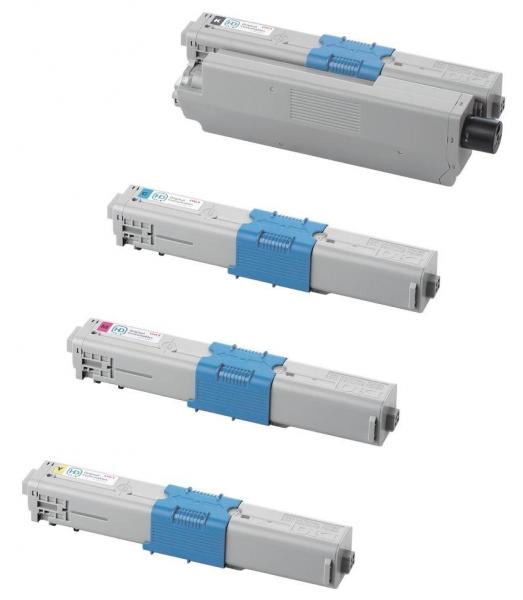 OKI Rainbow Kit für C310 C330 C510 C511 C530 C531