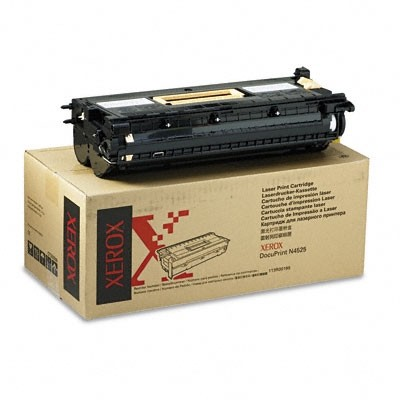 XEROX DocuPrint N4525 Cartridge Black 30.000 Seiten