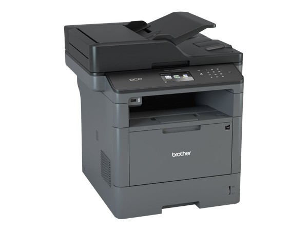 Brother DCP-L5500DN DCP A4 mono Laserdrucker 40ppm print scan copy