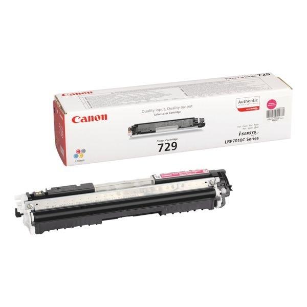 Canon 729 Toner Cartridge Magenta LBP-7010C 7018C 7810C 4368B002