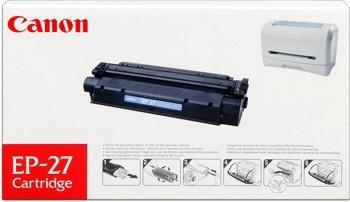 Canon EP-27 Toner Cartridge 8489A002 LBP-3200