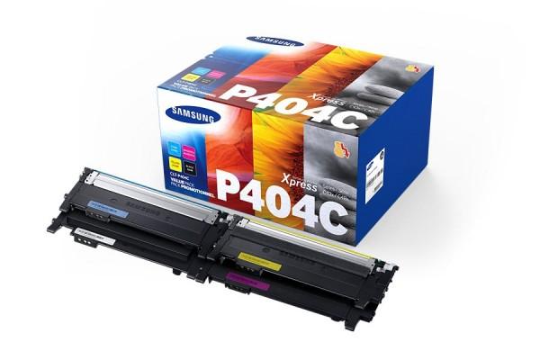 Samsung Toner CLT-P404C Rainbow Kit XPress C430 C480W C480FN SU365A