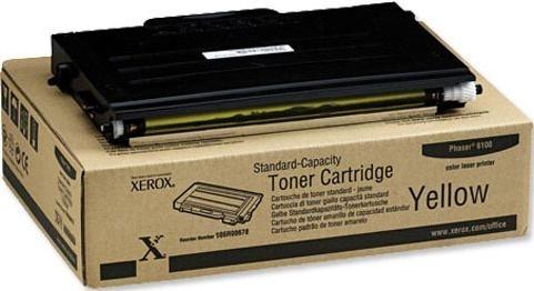 XEROX PH6100 Toner Yellow 2000 Seiten Standard Capacity
