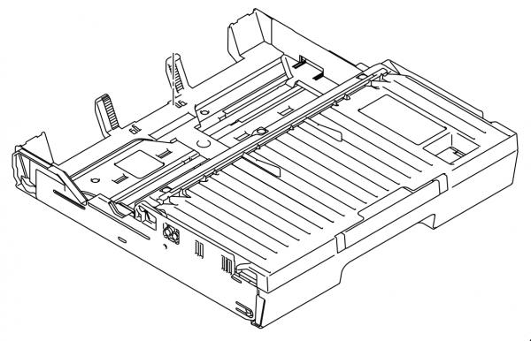 Brother LEL551001 Paper Tray MFC-J6720DW MFC-J6920DW J6925DW Papiercassette A3/A4