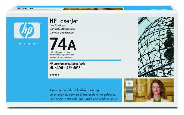 HP Toner für LaserJet 4L / 4P ca. 3000 Seiten