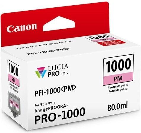 Canon PFI-1000PM Foto-Magenta 80ml imagePROGRAF Pro-1000  0551C001
