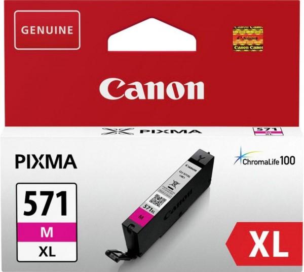 Canon CLI-571XL Magenta ChromaLife100 Tinte MG5751 MG6853 MG7751 0333C001