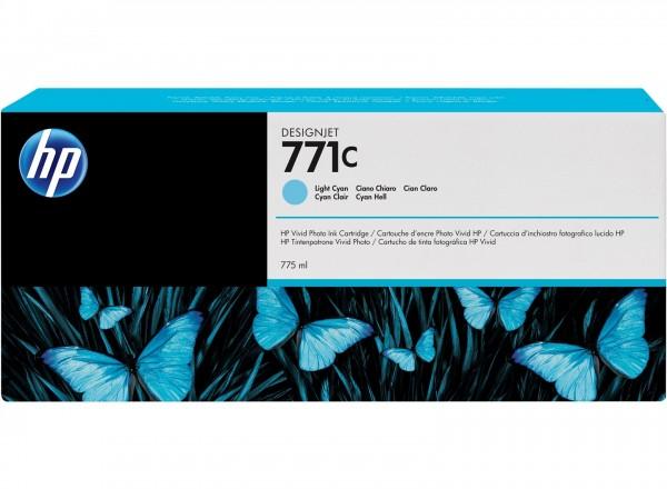 HP 771C Tinte light cyan Z6200 Z6600 Z6800 - B6Y12A