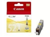 Canon CLI-521 Yellow für IP3600 iP4600 iP4700 MP540 MP560 MP620 MP980 MX860 2936B001