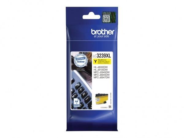 Brother LC-3239XLY Tintenpatrone Yellow für HL-J6000DW MFC-J5945DW MFC-J6945DW MFC-J6947DW