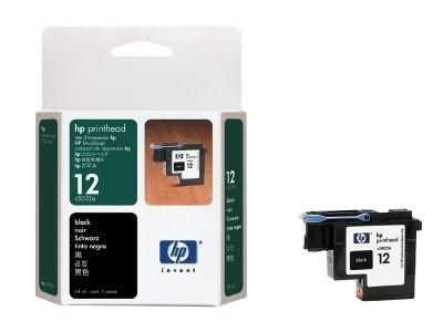 HP Druckkopf No.12 schwarz für Business Inkjet 3000