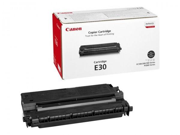 CANON E-30 Toner Schwarz hohe Kapazität FC-100 FC-120 PC740 PC750 PC770 1491A003