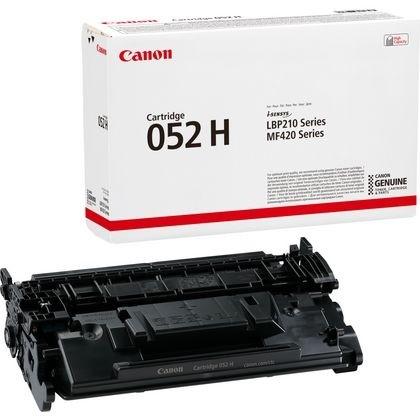 Canon 052H Toner schwarz 2200C002 für i-Sensys LBP212dw LBP214dw LBP215x
