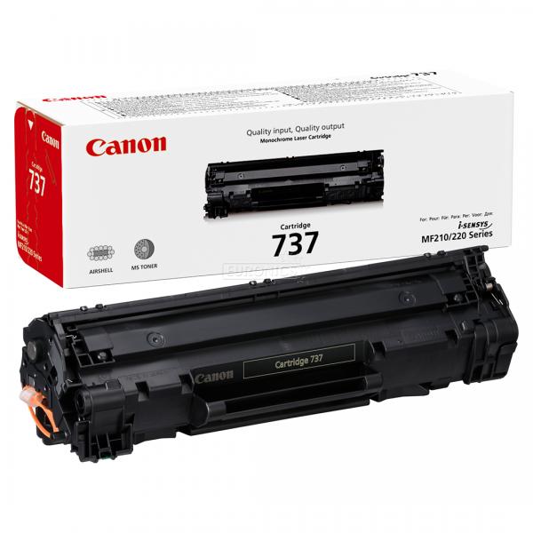 Canon CRG-737 Toner Black i-Sensys MF211 MF212 MF216 MF231 MF232 MF244 9435B002