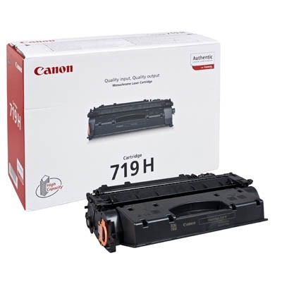 Canon Cartridge EP719H Black 3480B002 LBP251dw LBP6300 6650dn MF411dw MF5840 MF5980DW MF6140dn MF618