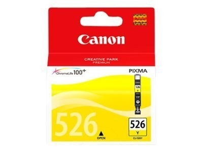 Canon CLI-526 Yellowfür Pixma IP 4850 4950 MG5150 5250 8150 MX715 885