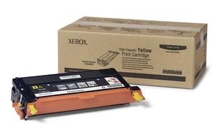XEROX Toner yellow 113R00725 Phaser PH6180 hohe Kapazität