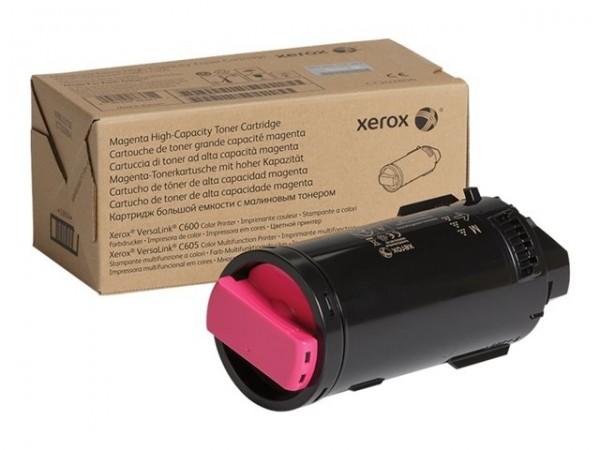 XEROX Toner magenta 106R03905 VersaLink C600 C605