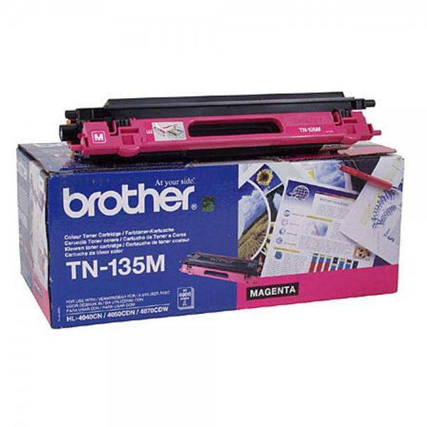 Brother TN-135M Toner Magenta DCP9040CN DCP9045CDN HL4050CDN MFC9440CN