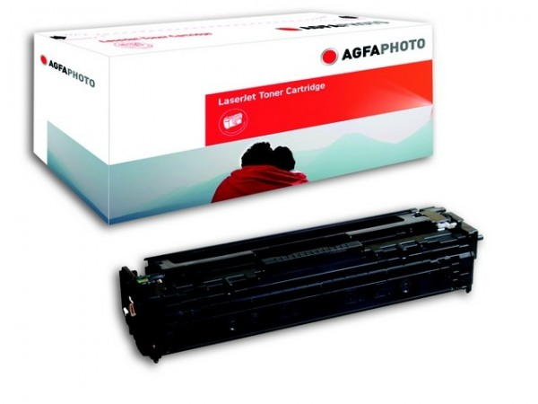 AGFAPHOTO APTHP540AE HP.CLJCP1215 Toner Cartridge black 125A