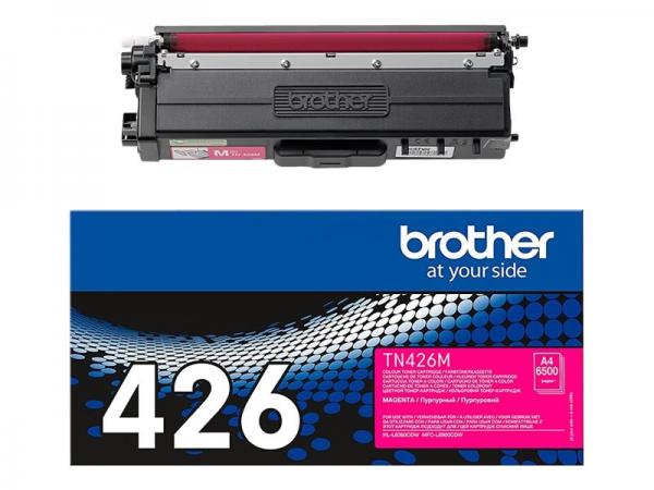 Brother TN-426M Super-Jumbo-Toner Magenta HL-L8360CDW MFC-L8900CDW