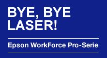 Bye Bye Laserdrucker Epson Workforce