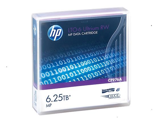 HP LTO6 Ultrium Band C7976A