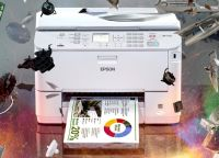 Epson WorkFoce Tintenstrahldrucker