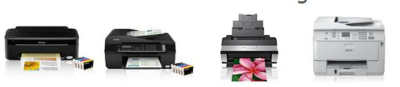 Epson WorkForce Drucker Serie